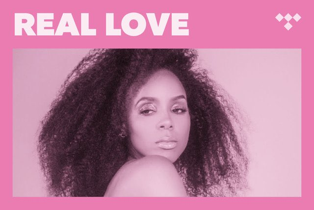 "Thank you @TIDAL for the love! Hear ""Kelly"" and other bops on the 'Real Love' playlist: https://t.co/24HbePOaak https://t.co/0OjO52BKzP"