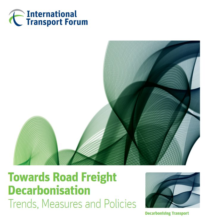 "test Twitter Media - ""Towards Road #Freight #Decarbonisation"": This report identifies proven measures that decrease road freight's CO2 emissions @ITF_Forum 