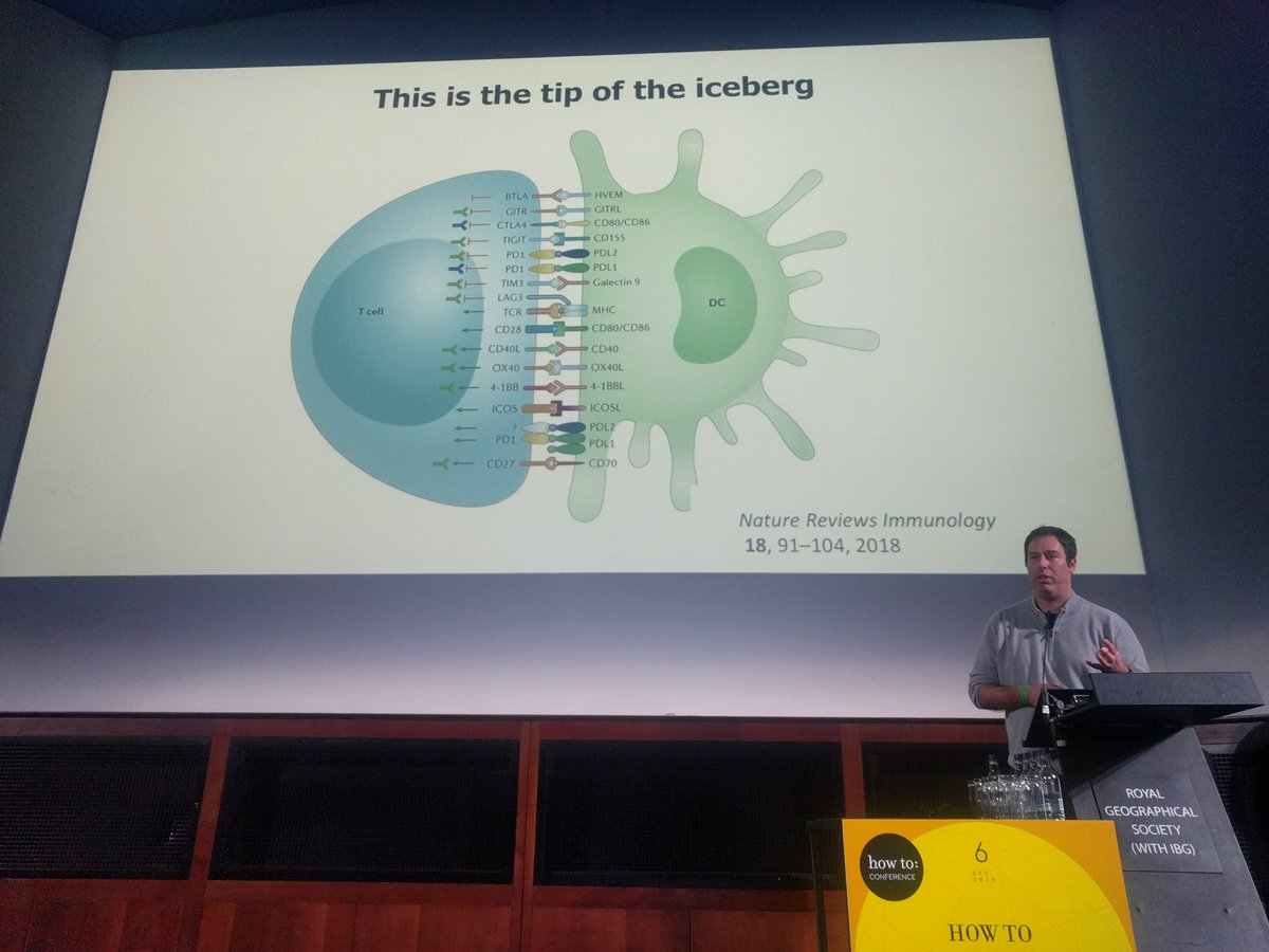 test Twitter Media - How do you solve autoimmune diseases? Break the communication between cells. Daniel Davies #ChangeTheWorld https://t.co/zSzBFHPUJL