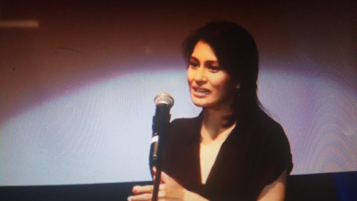 RT @tempodotco: Aktris Pilihan Tempo 2018:  Raihaanun #FestivalFilmTempo2018 #FFT2018 https://t.co/mULagtcfTp