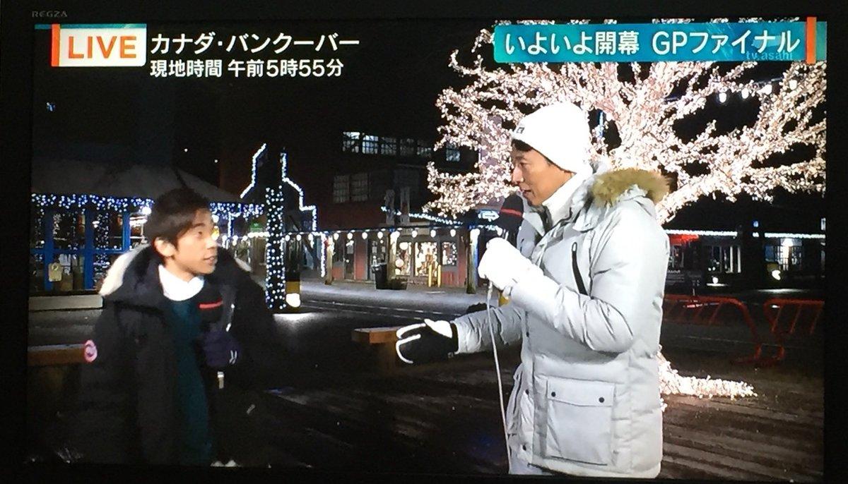 RT @359456: 急に寒くなったと思ったら、松岡修造がカナダにいた https://t.co/Hi0iPm4Z6Q