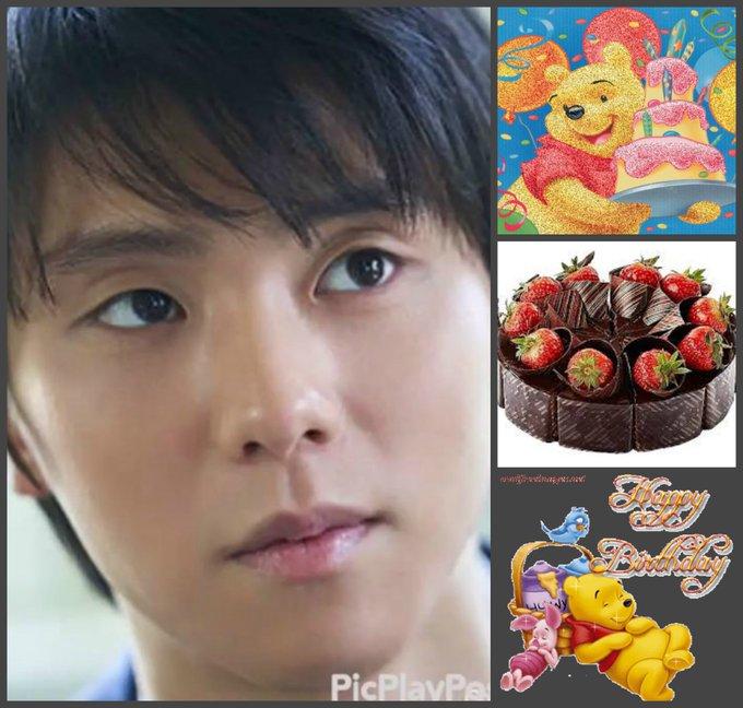 Yuzuru Hanyu. Happy Birthday!!!