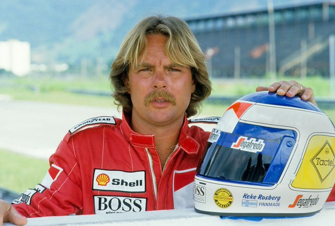 Happy Birthday Keke Rosberg.
