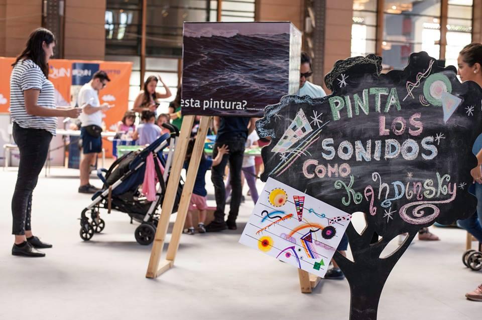 test Twitter Media - Por primera vez, #FeriaPulsar2018 contó con un espacio dedicado completamente a los niños. @MIM_museo y @artequin fueron los encargados de dar vida a este espacio para los más pequeños. https://t.co/OuP59WRMv4
