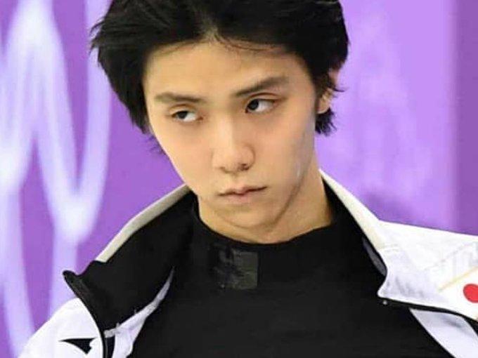 Happy Birthday to my Favourite Skater Yuzuru Hanyu