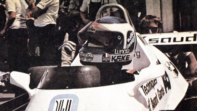 Throttle-Back Thursday: Happy birthday, Keke Rosberg!
