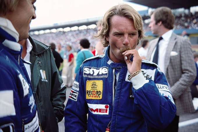Happy 70th birthday Keke Rosberg! They don\t make them like you anymore.