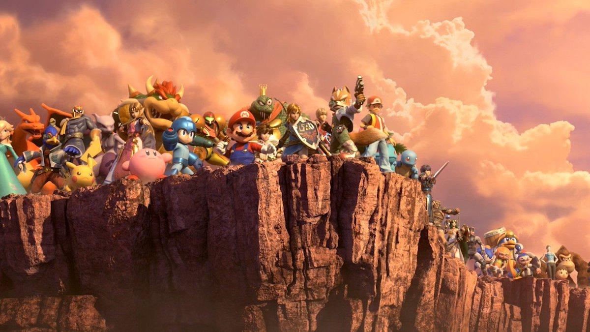 RT @WWEAsuka: #スマブラSP #SmashBrosSP #NintendoSwitch https://t.co/Yvll7fggmQ