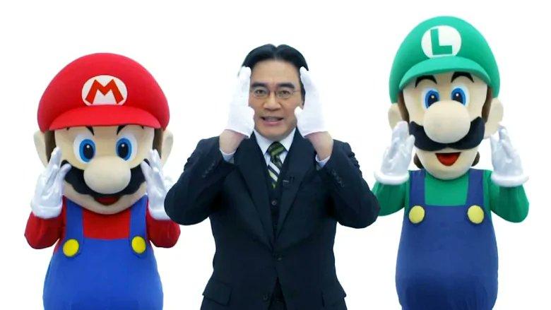 Happy Birthday Satoru Iwata. We miss you.