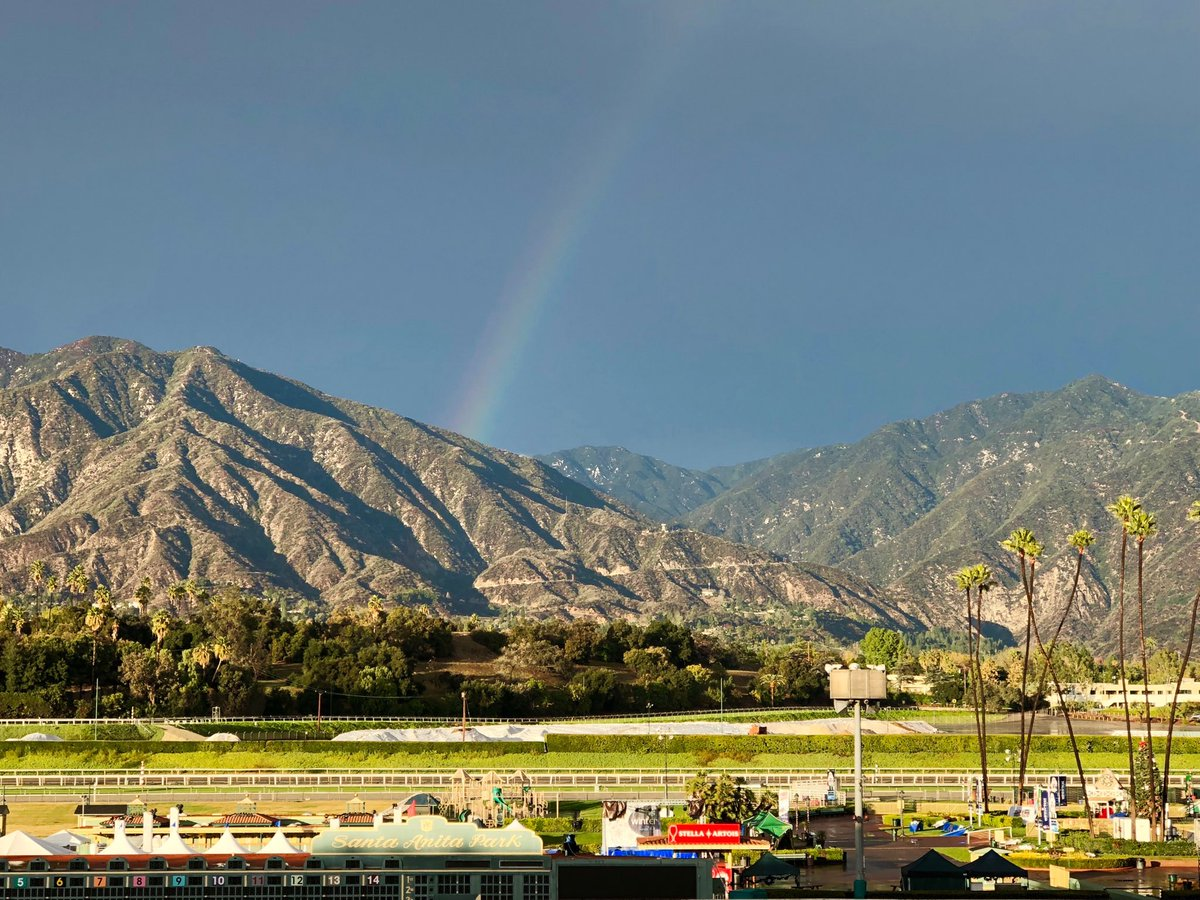 RT @NeverSettleTV: The pot of gold at the end of this rainbow is available Dec. 26 @santaanitapark https://t.co/nHwYIGlTsw
