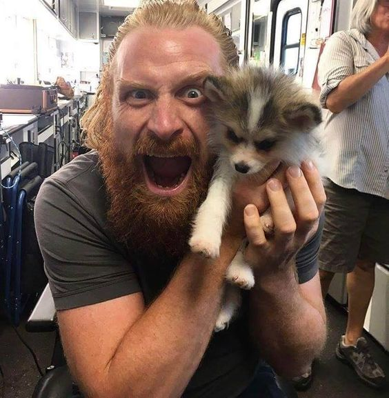 Happy birthday, Kristofer Hivju!