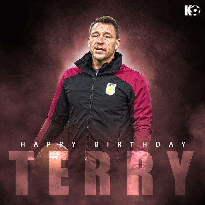 The Chelsea legend turns 38 today! Join in wishing John Terry a Happy Birthday!