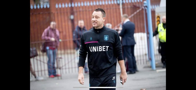 Wishing our assistant coach John Terry a very happy 38th birthday today!