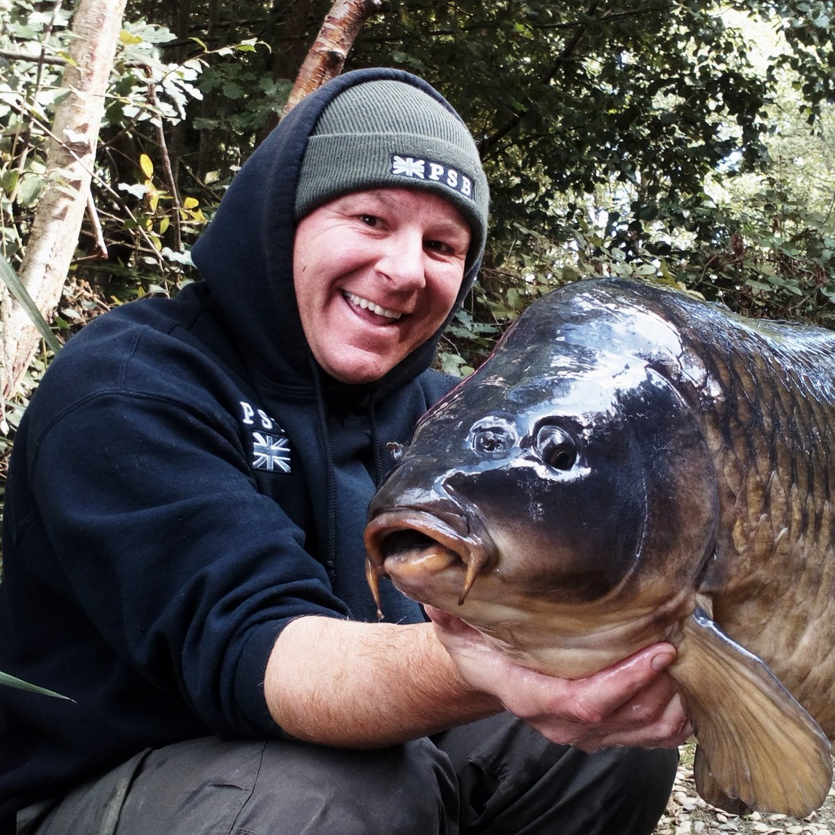 Be Lucky You Guys out there this Weekend!  #PSB #PukkaSquirrelBaits #CarpFishing #CarpAngling https: