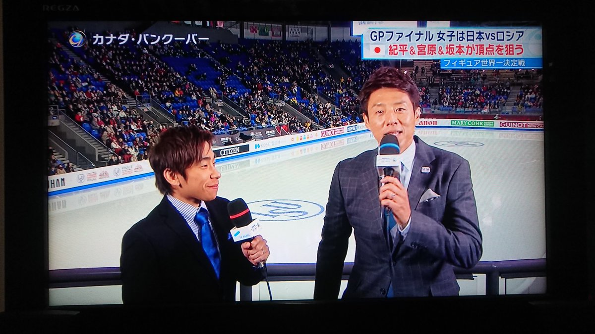 RT @m_p1103: 今日いきなり寒くなったなと思ったら松岡修造カナダにおるやんけ https://t.co/7zN8flhJDO