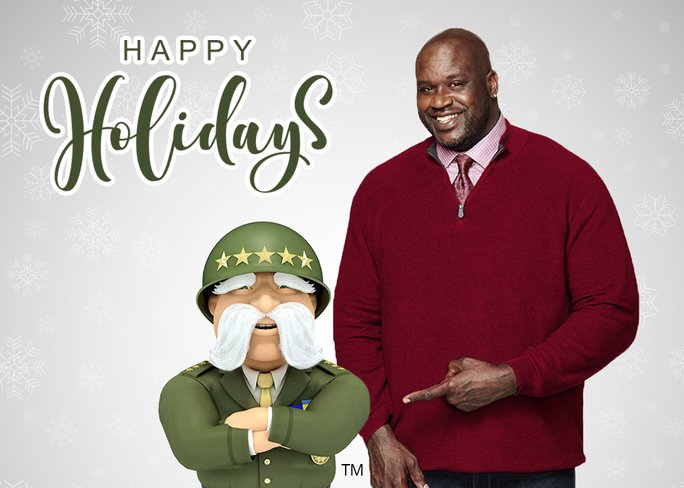 Happy Holidays from me and @TheGeneralAuto https://t.co/mscM9PjQhc #ad https://t.co/A2d8qwKkQV