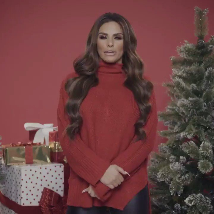 RT @QuestRedtv: .@katieprice has a message for all you lovely lot.. ????????#MerryChristmas https://t.co/QUBL7gGTJL