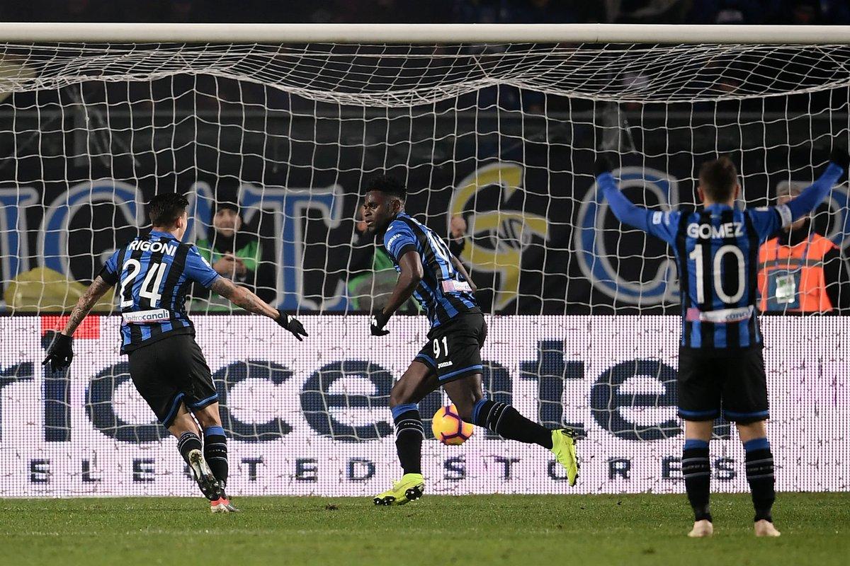 #UdineseAtalanta