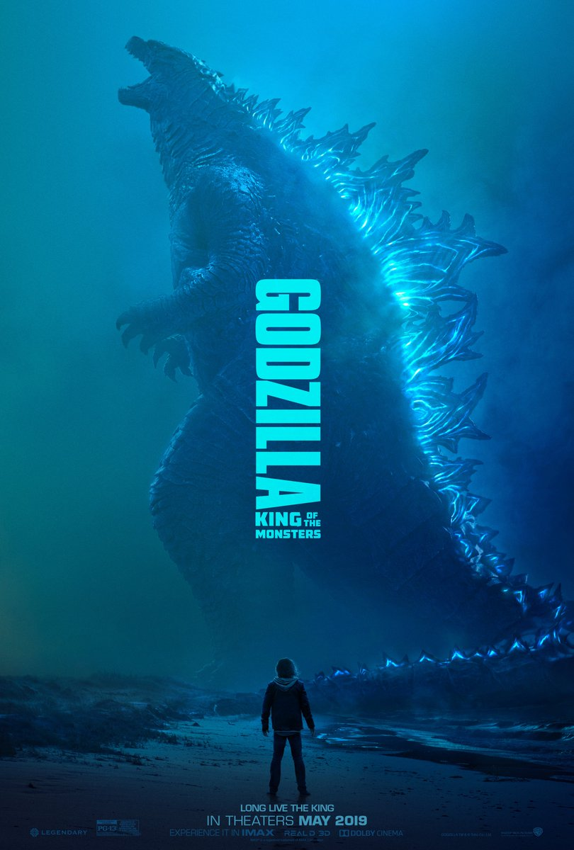 RT @GodzillaMovie: New trailer tomorrow. #GodzillaMovie – in theaters May 31. https://t.co/uFmmo4FnMi