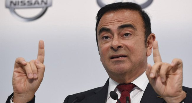 Ex-Nissan Chief Ghosn Charged, Served With Fresh Arrest Warrant. https://t.co/LkSmoT42bg https://t.co/2jbEer5QYx