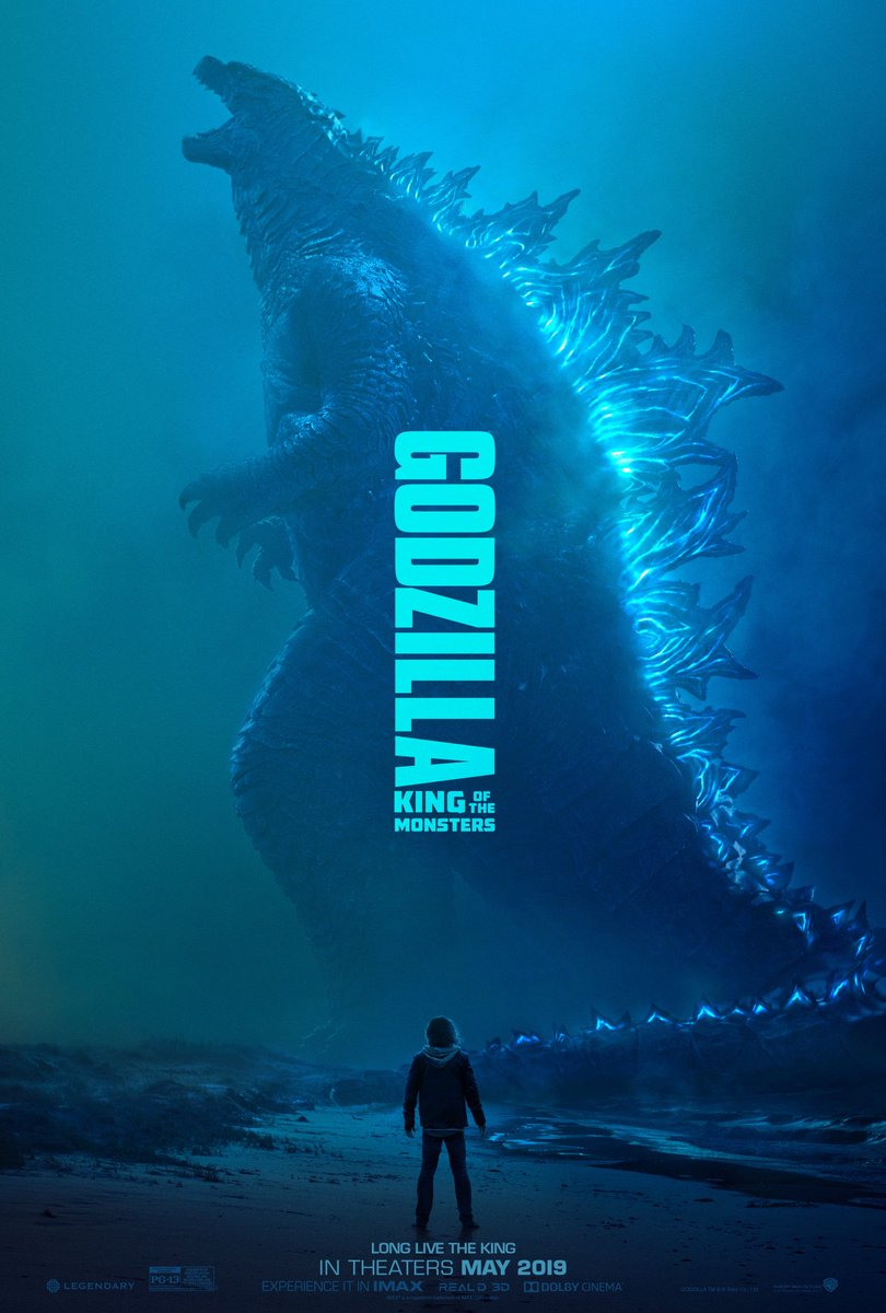 RT @Mike_Dougherty: Happiness is submission to Godzilla. #GodzillaMovie in theaters May 31st. https://t.co/qYgL7g9oqI