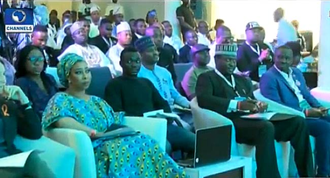 LIVE: Young Candidates Gather In Abuja For #NotTooYoungToRun Conference. https://t.co/coS9QuNx60 https://t.co/FFNW8cH0da