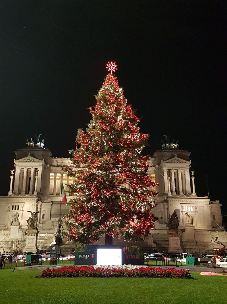 test Twitter Media - Vi spieghiamo perché quest'anno l'albero di Natale di piazza Venezia è venuto bene, non grazie a @virginiaraggi che se ne prende i meriti, ma nonostante Virginia Raggi. https://t.co/2mYGXJVOuv https://t.co/qqqhYI6s4A