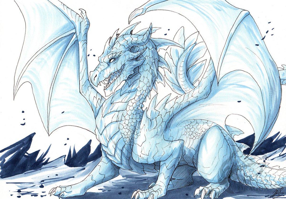 test Twitter Media - Commission als Geburtstagsgeschenk für einen Drachenfan. Sie ist glücklich und ich darf das Bild jetzt zeigen :3 https://t.co/okH3Un8IyH