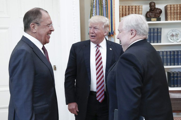 RT @gregolear: Trump should appoint Sergei Kislyak Chief of Staff and eliminate the middle man. https://t.co/WIYuFJEygp