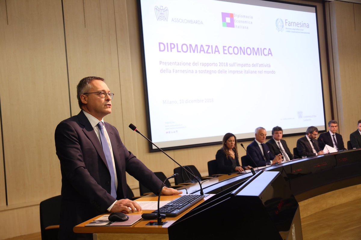 #diplomaziaeconomica