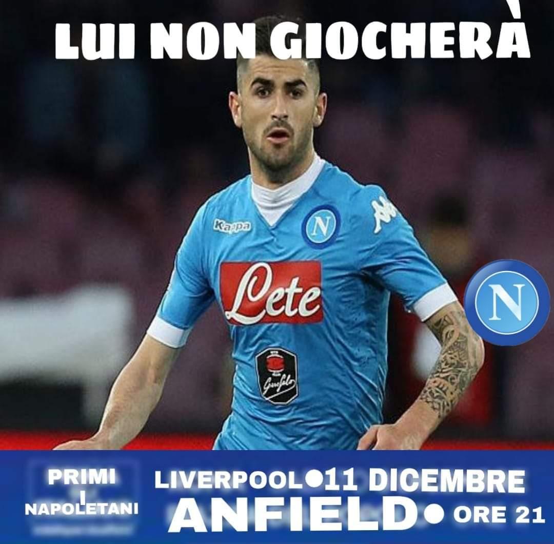 #LiverpoolNapoli