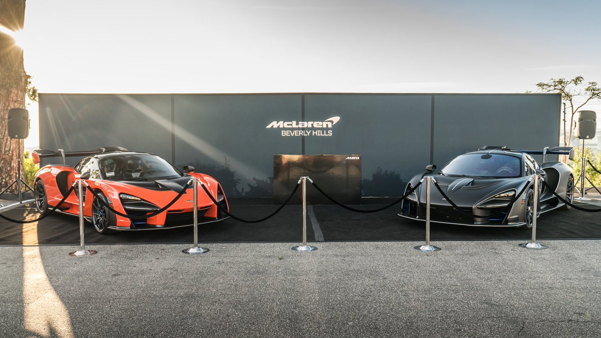 #SunsetGT with our friends at @McLarenBevHills! #720s #MOStakeover #ogaracoach https://t.co/pbRjQGgdXZ