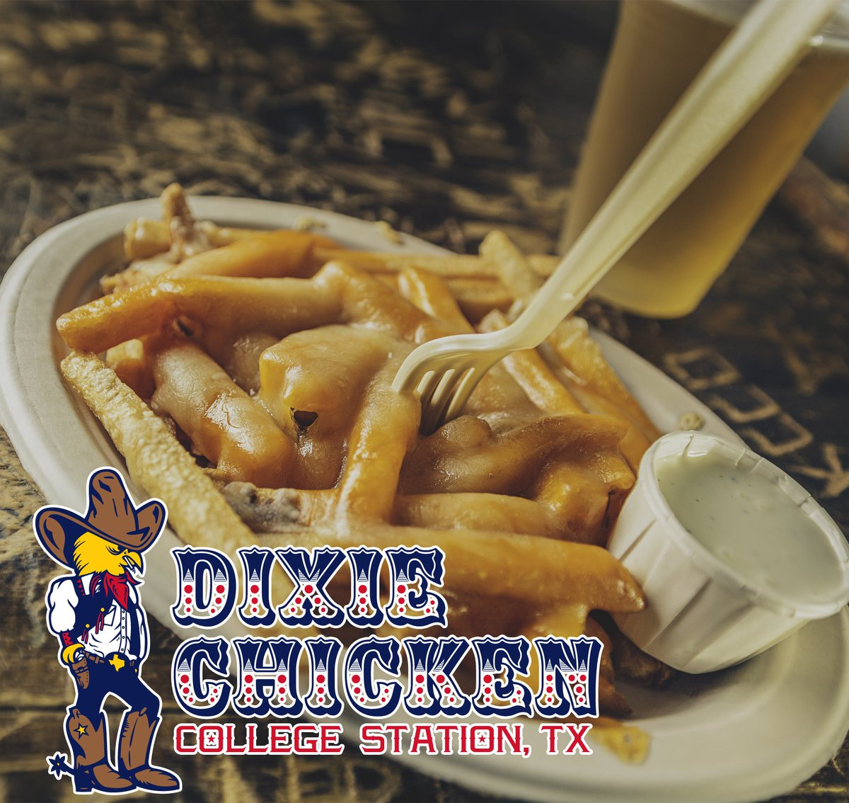 It's hard to beat classic #TFries from the #DixieChicken! https://t.co/5QwswDex1y