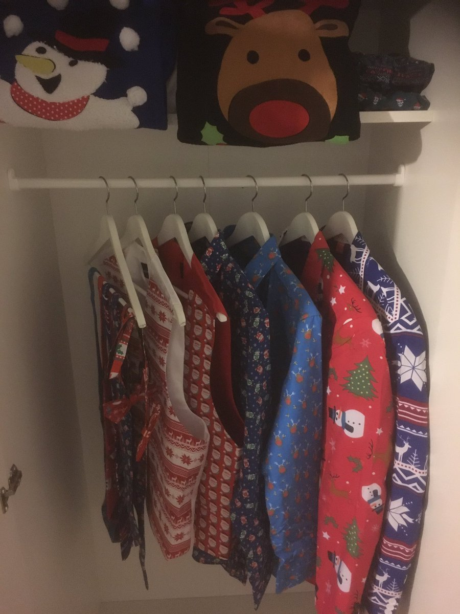 test Twitter Media - Spoiler alert: Christmas is coming, the festive wardrobe has been opened! #Cromer #Cromer365 https://t.co/3WQWEKPkTD