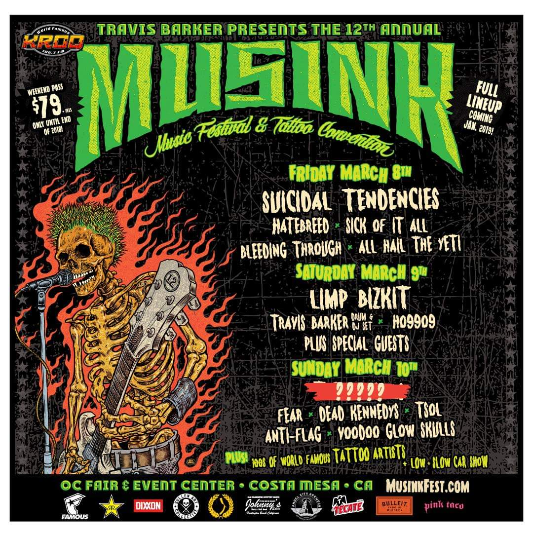 RT @Musink_TatFest: Musink passes on sale Friday at 10 am at https://t.co/yhLTkiqoAn https://t.co/6Y3N05uoPZ