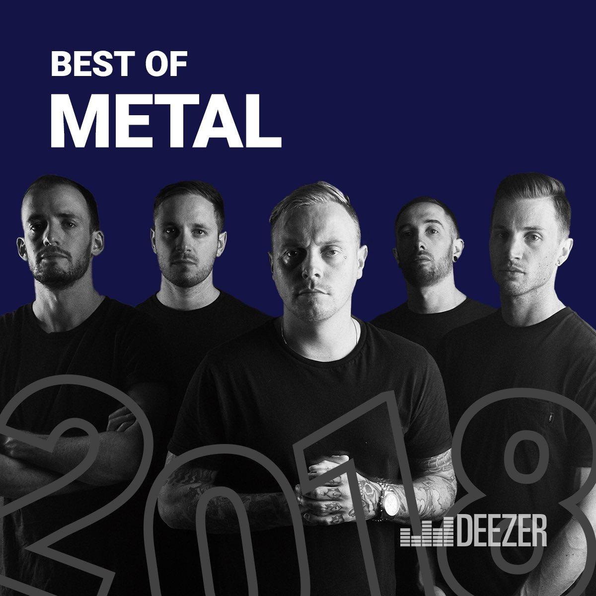 RT @Architectsuk: Best of Metal 2018 https://t.co/IrRUZh6VkS @Deezer https://t.co/MFVTSArFML