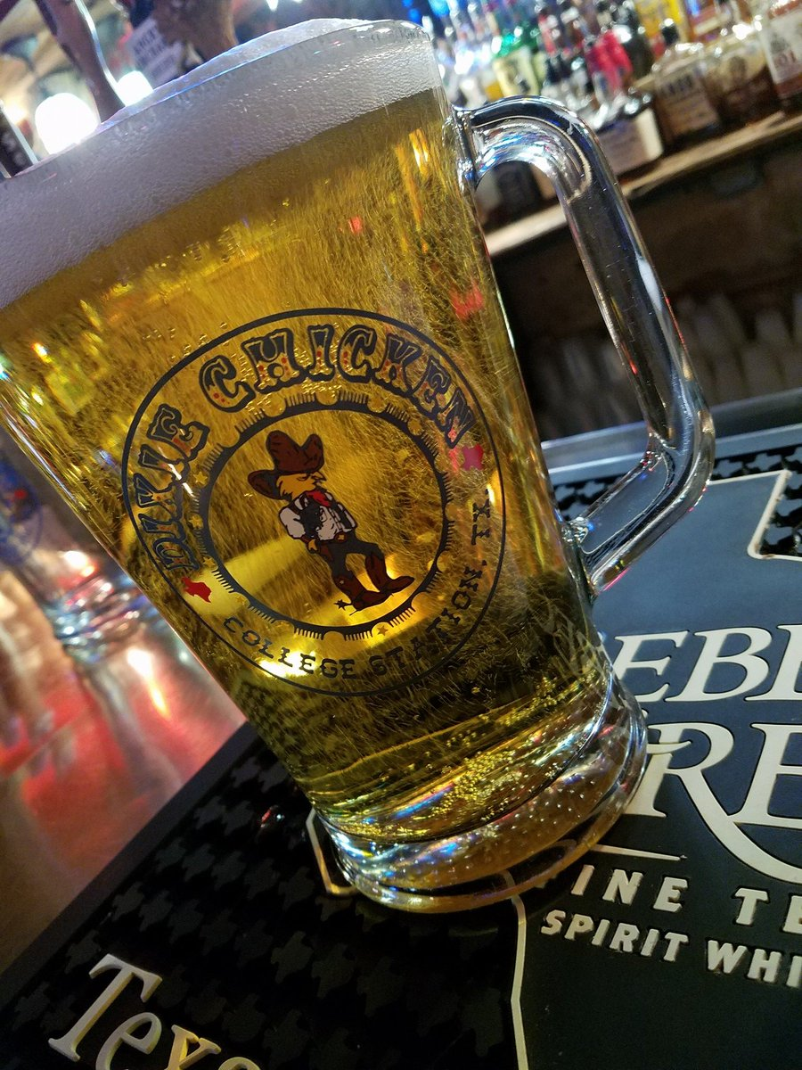 Happy #NationalLagerDay! No better place to enjoy a pitcher of #ColdBeer than the #DixieChicken! https://t.co/oMdrHaYnH6