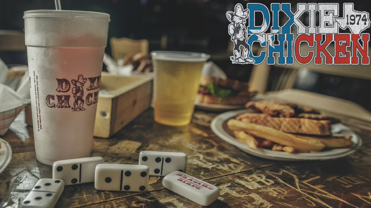How do you relax after finals? #Beer and #Texas42 at the #DixieChicken is a tried and true #tradition! https://t.co/Dbp2KLOivL