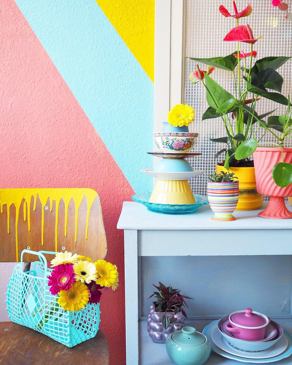 test Twitter Media - Met @FlexaNL Creations ging ik aan de slag en maakte een 80s Vibe keuken make-over! Uiteraard met lekkere frisse kleuren! https://t.co/BGkH4mHf9I ism Flexa. https://t.co/PbIdDDjO9A