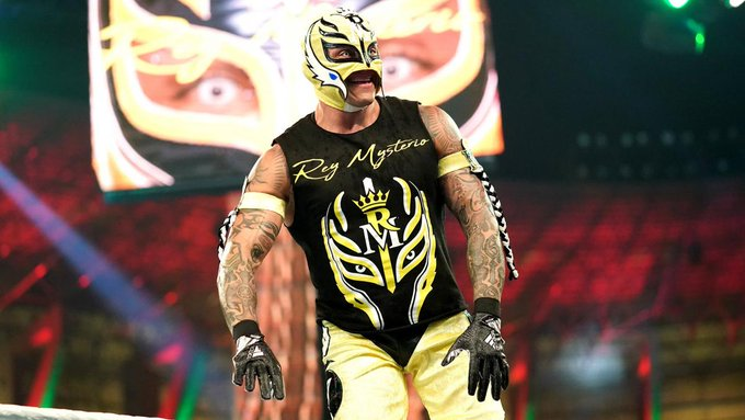 Happy Birthday to 5ft6 wrestler Rey Mysterio Jr, whose real identity remains...unknown