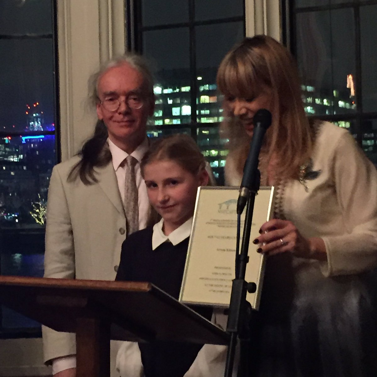 test Twitter Media - Congratulations young winners of the @Nspc4Peace poetry prize, announced at House of Lords tonight by @tallykoren & Lord Eames https://t.co/9OacvSNRpw