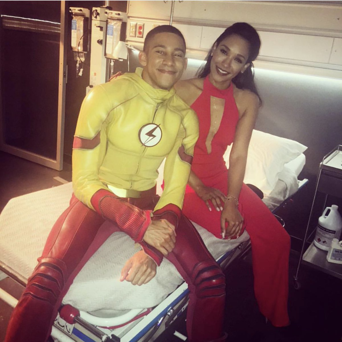 The Wicked West's. Season 3 was one of the BEST @candicepatton @KeiynanLonsdale #candicepatton #theflash https://t.co/cu0nTog9gk