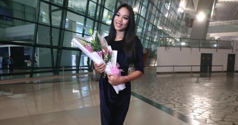Raih Prestasi di Miss World 2018, Alya Nurshabrina Pulang keIndonesia https://t.co/uhJe5sCNTk https://t.co/EP892TudVv