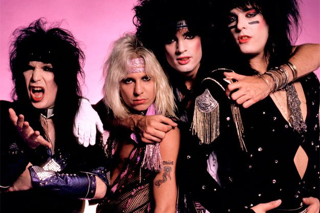 Happy birthday to Mötley Crüe\s Nikki Sixx! Hope you\ve got some ripped jeans and hairspray handy for