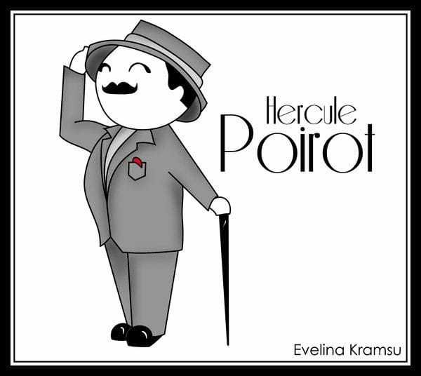 RT @MortishaRealm: 📚❄️ #HerculePoirot and I wish you a good night! ❄️📚 https://t.co/cX3Db4z06C