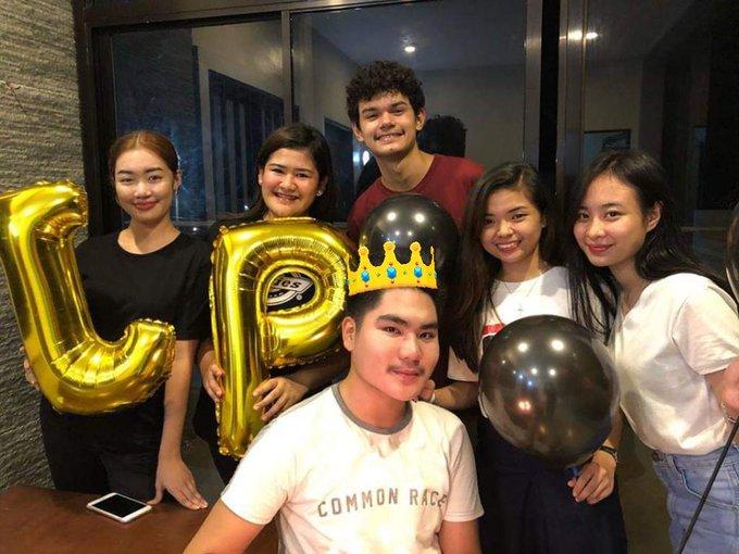 Happy birthday, sa kamukha ni sarag g, nicki minaj at na huling member ng momoland. we love u!!!