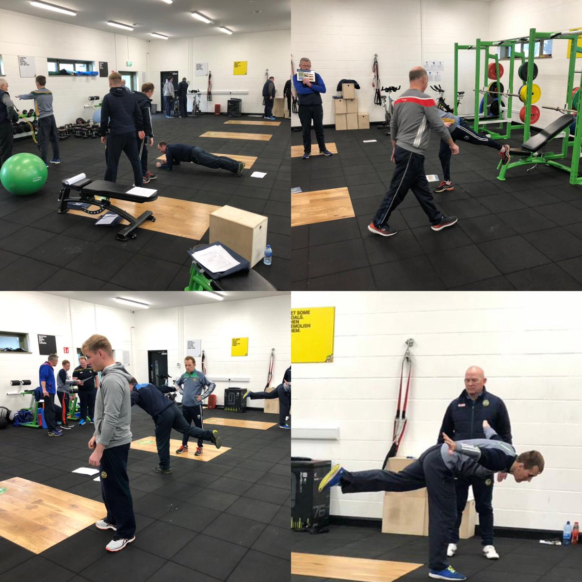 test Twitter Media - Well done to the 15 Offaly coaches who have now completed their Youth RT course assessments. https://t.co/i2lVPPoVfc