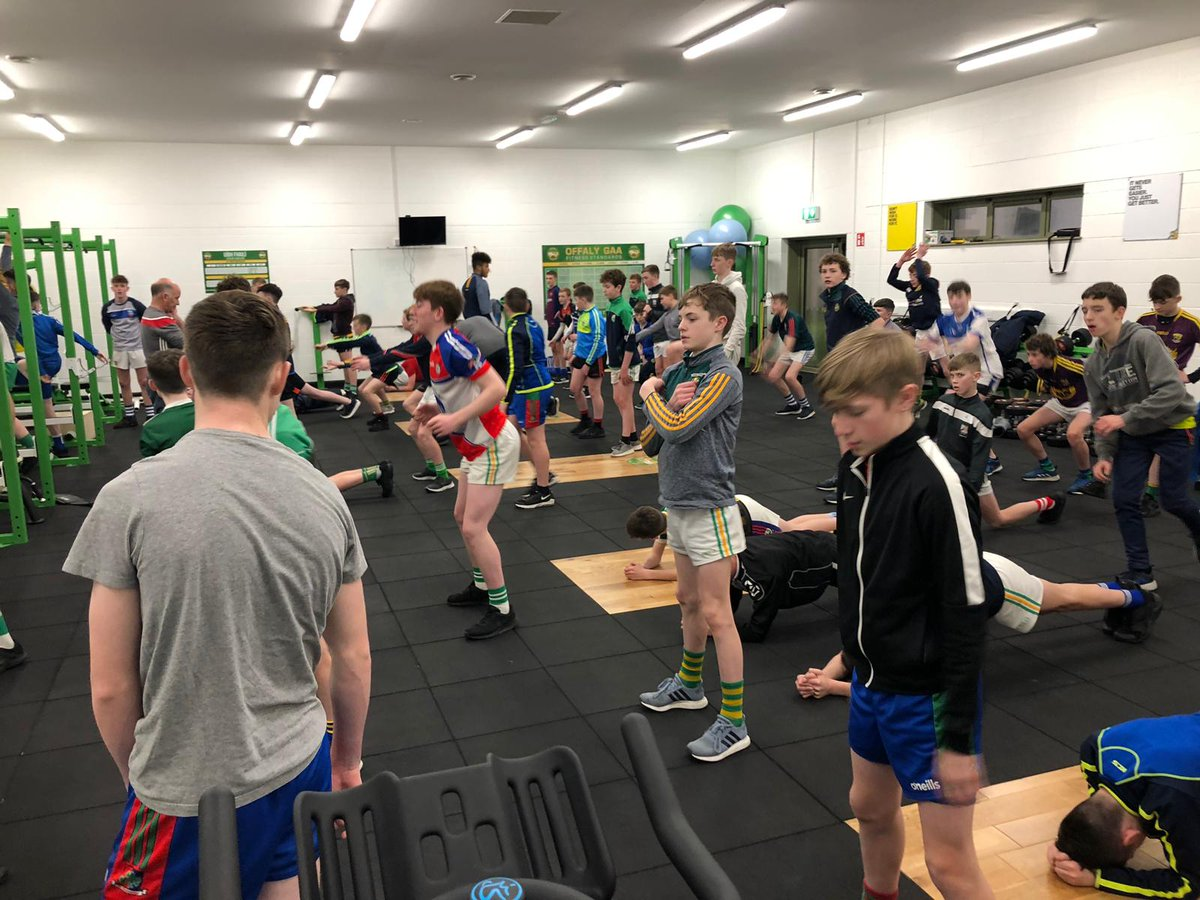 test Twitter Media - Great end of season session with Offaly Faithful Og Academy last night with GDA Liam O'Reilly and  coach Joe Owens well done to all player's https://t.co/ttdnIr5E1P