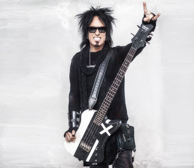 Happy Birthday, Nikki Sixx December 11th