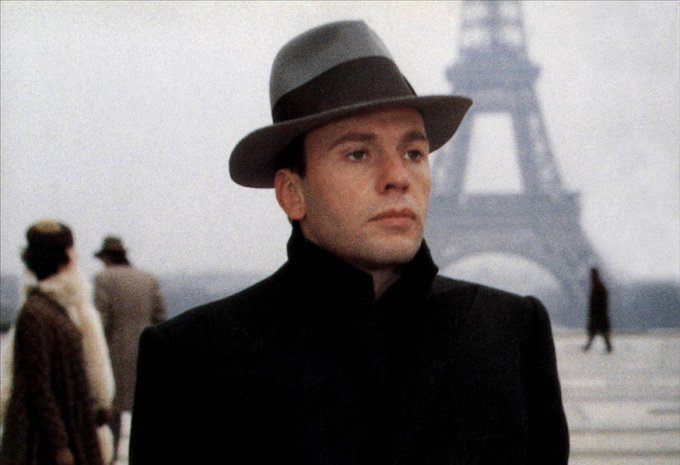 Happy 88th birthday to the fearless and fascinating Jean-Louis Trintignant.